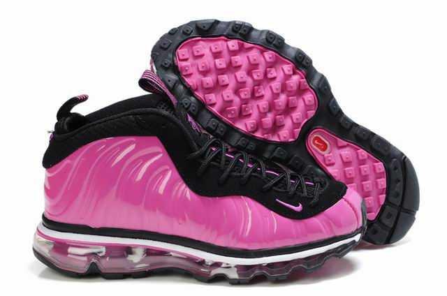 size 40 f28fd 56e89 Nike Foamposite Pro Women Blue Pink Black - cheap foamposites for sale