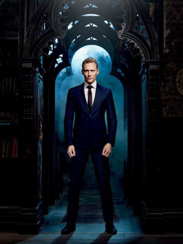 Tom Hiddleston - Photoshoot