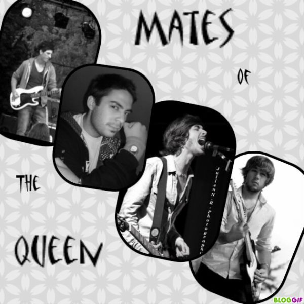 Mates Of The Queen♥
