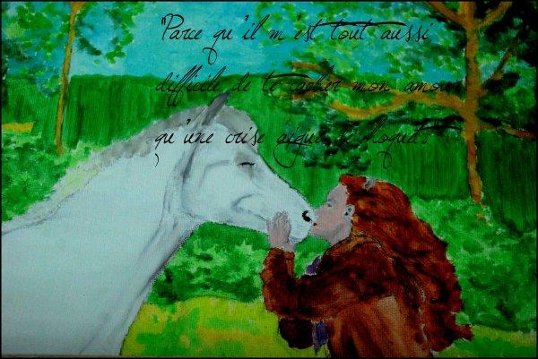 « Le respect du cheval, c'est la fondation de la liberté. Alexis Gruss. »