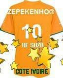 aek zepekenho0 c est la COTE IVOIRE qui gagne je vous aimes.♥♥♥