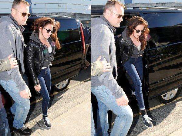 Kristen à Sydney.