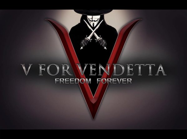 V pour Vendetta