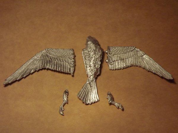 Warhammer : Guerrier faucon #1