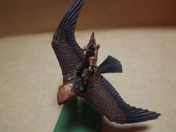 Warhammer : Guerrier faucon #2 Rendu Final