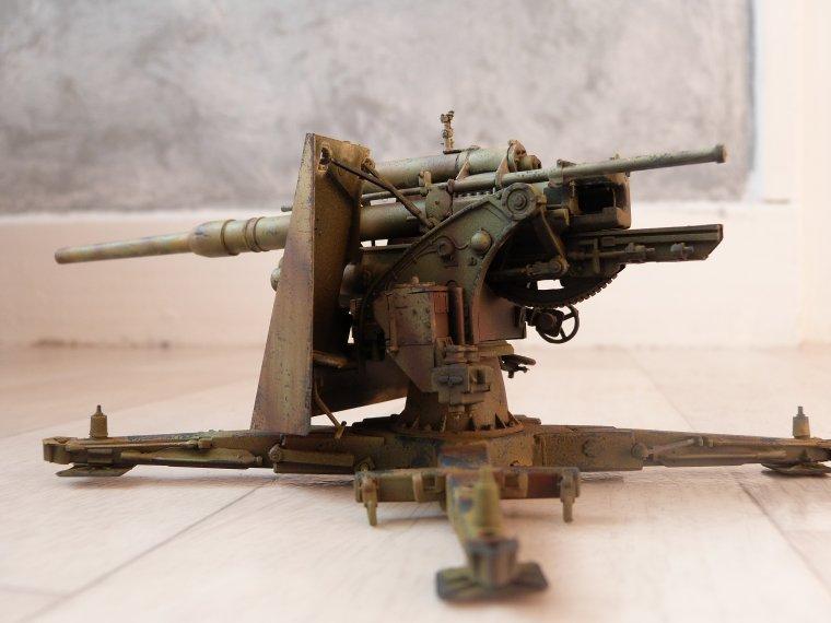 flak 36 Normandie  (terminer)