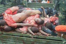 GENOCIDE OUBLIE AU CONGO