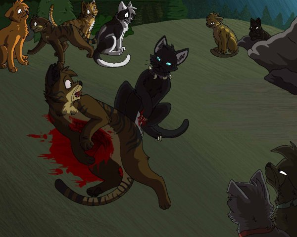 BrownClaw Death