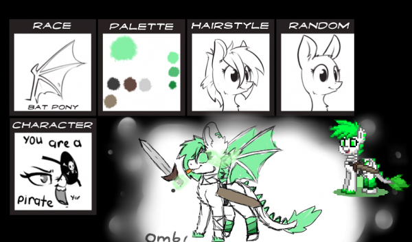 Reference Sheet OC MLP : Kayto