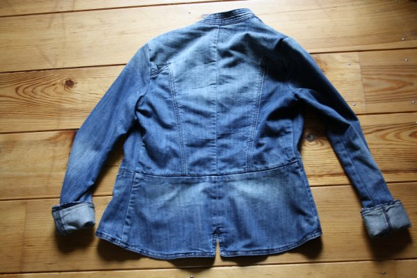 Veste en jean taille S