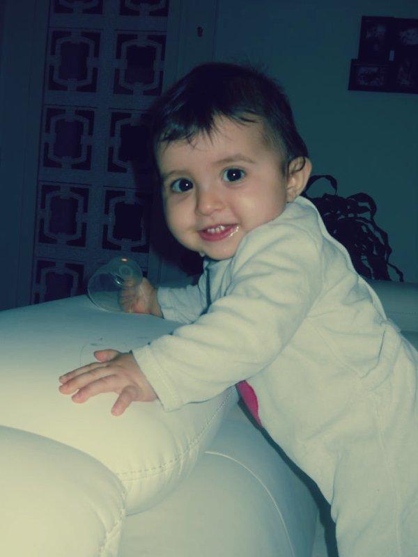 Ma petite soeur.