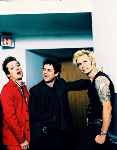 Green Day !!!