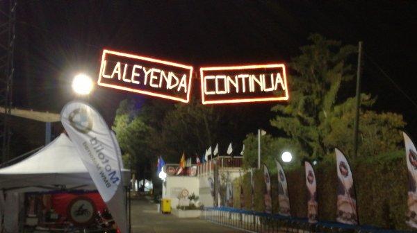 LA LEYENDA CONTINUA, CANTALEJO ESPAGNE, 10 au 15 janvier 2018