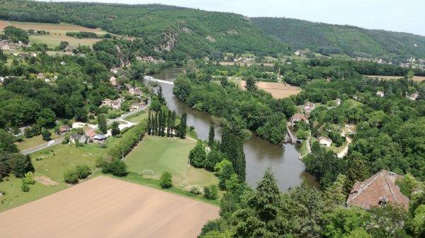 Cantal, Lot et Lot et Garonne, 25 au 28 mai 2018