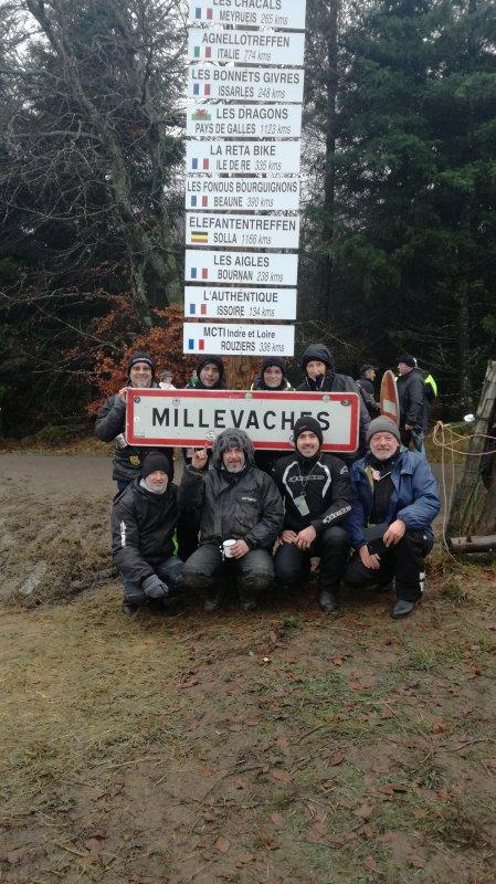 Les MILLEVACHES, 7 au 9 décembre 2018