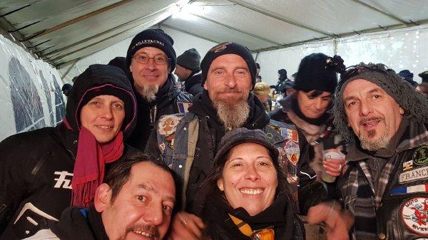 1ière ST PHALOISE à St Phal 10, 15 & 16 décembre 2018