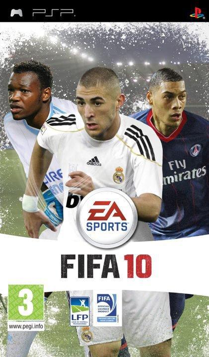 Article N°3: Fifa 10 Sur PSP