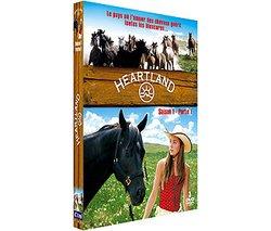 Article N°5 : Heartland saison 1 partie 1 &é 2, et la saison 2 partie 1.