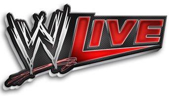 WWE LIVE ROUEN-KINDARENA  14.11.2013