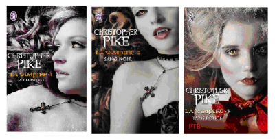 Saga La Vampire de Christopher Pike
