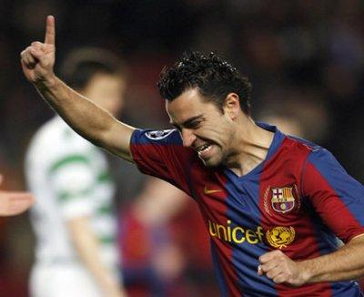 Barça: Xavi est forfait