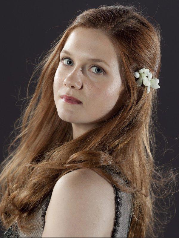 Ginevra (Ginny) Weasley.