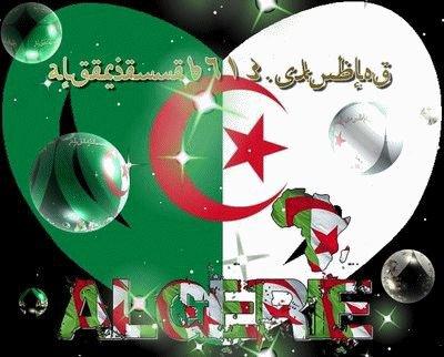 vive l'algérie!!!!
