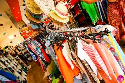 Boutique sympa : Lilou Vintage