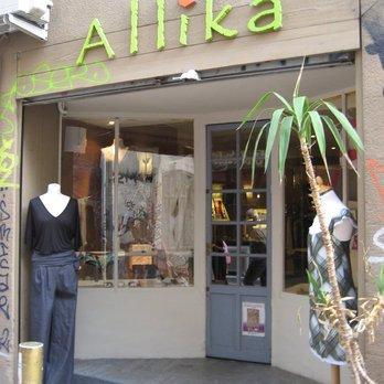 Boutique sympa : Allika