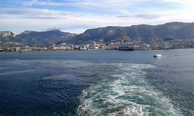 Voyage en Corse ; Jour 1