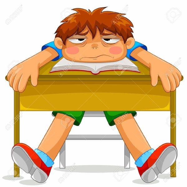 Comment ne pas s'ennuyer en classe