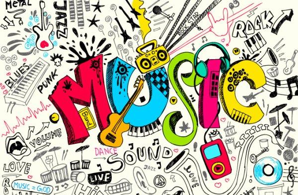 Une p'tite playlist parce je ne peux pas vivre sans musique.