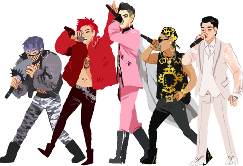 BigBang ~ Musique