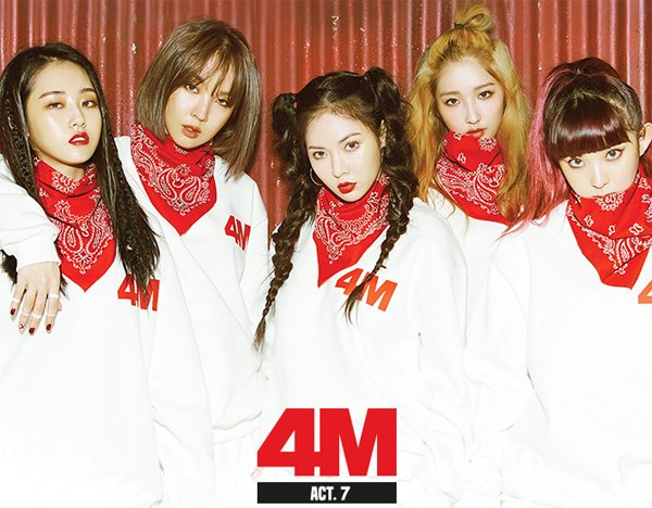 Act7 / Hate- 4 Minute (2018)