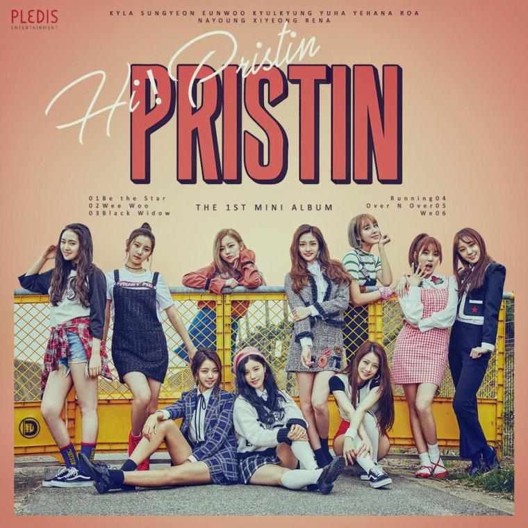 PRISTIN(프리스틴) _ WEE WOO (2018)