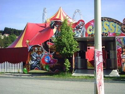 cirque zavatta fils (famille cagniac) senones 88