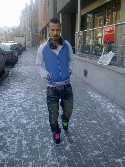 si my walking like that