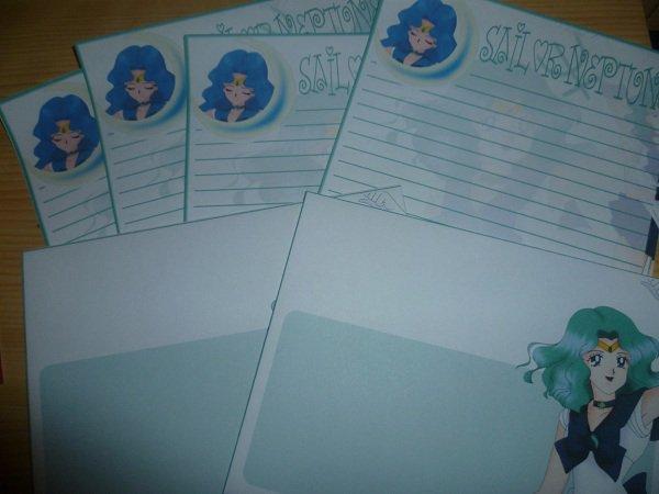 ma collection 25 enveloppe et papier a lettre