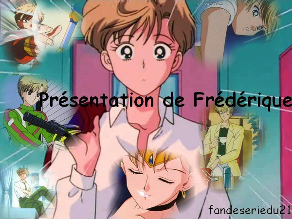 presentation de frederique