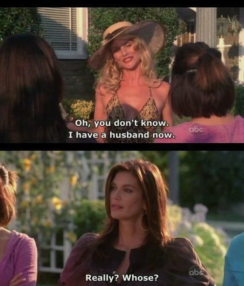 Desperate Housewives : bloopers