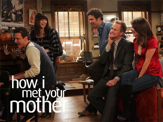 Votre 1è source d'informations sur How I Met Your Mother (2005 -       ) sur Skyblog