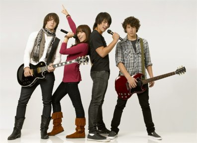 it's camp rock company