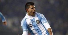 L'Argentine vs  Bolivie 1-1