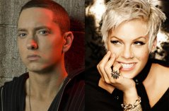 Pink et Eminem : En duo pour la bande originale de Mission Impossible 4
