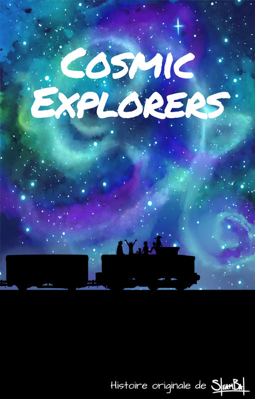 Cosmic Explorers - Explications et Prologue