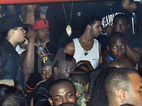 Chris Brown et Drake: Embrouille