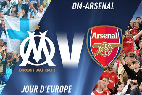 Ligue des Champions: OM VS. Arsenal