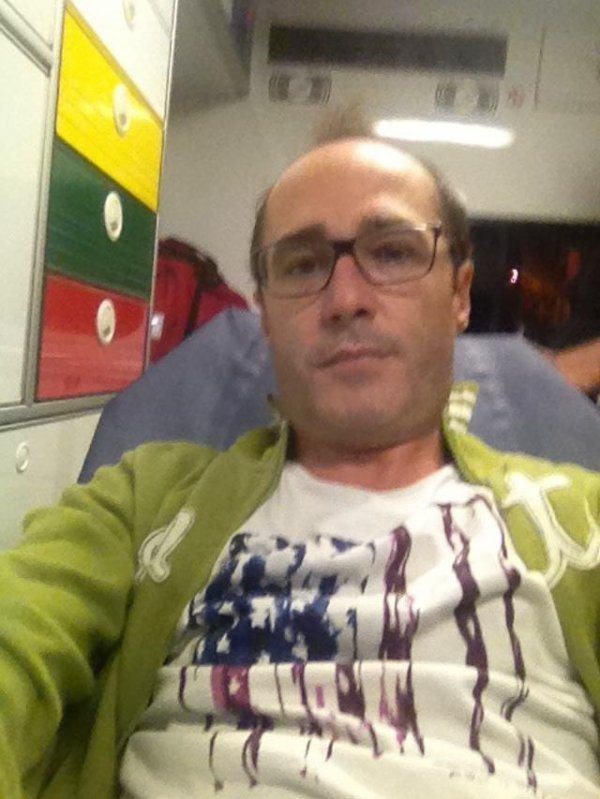 Romano dans l'ambulance