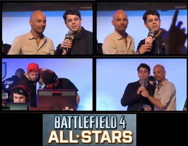 Battlefield 4 All Stars en live !!!!!