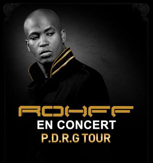Rohff: Concerts